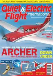 Quiet & Electric Flight Inter issue June 2013