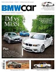BMW Car issue July 2013