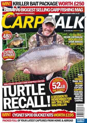 Carp-Talk issue 973
