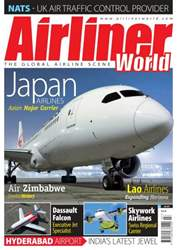 Airliner World issue July 2013