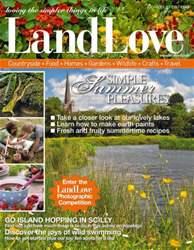 LandLove Magazine issue July-August 2013