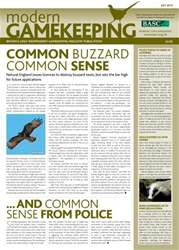 Modern Gamekeeping issue JULY 2013