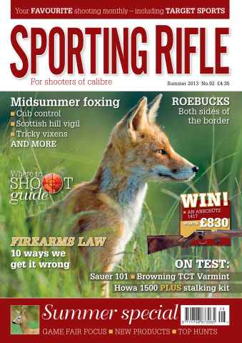 Sporting Rifle issue 92