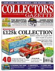 Collectors Gazette issue July 2013
