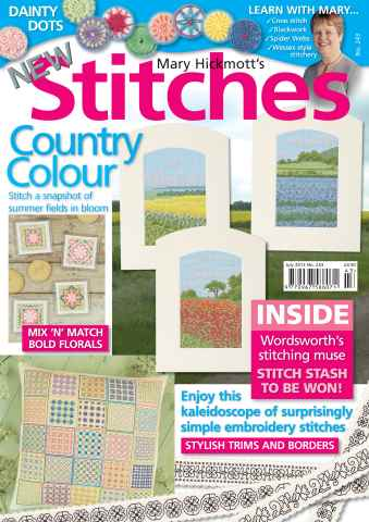 New Stitches issue Issue 243