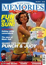 Scottish Memories issue FUN IN THE SUN. Seaside memories