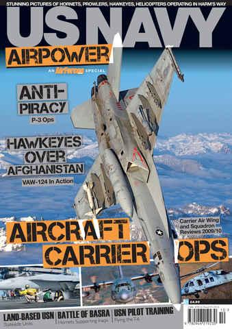 US Naval Air Power issue US Naval Air Power