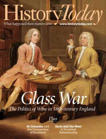 History Today issue July 2013