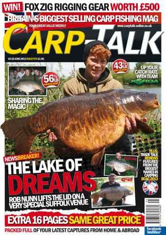 Carp-Talk issue 974