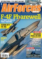 AirForces Monthly issue July 2013