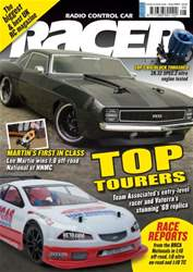 Radio Control Car Racer issue August 2013