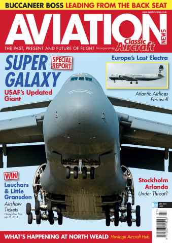 Aviation News issue July 2013