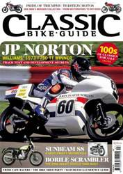 Classic Bike Guide issue July 2013