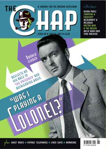 The Chap issue Issue 69 June-July 13