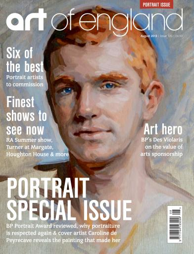 Art Of England Magazine 105 August 2013 Subscriptions