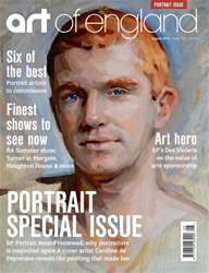 Art of England issue 105 - August 2013