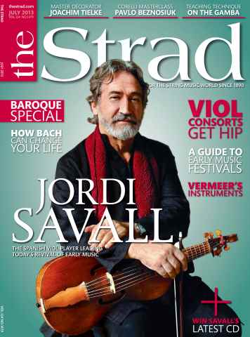 The Strad issue July 2013