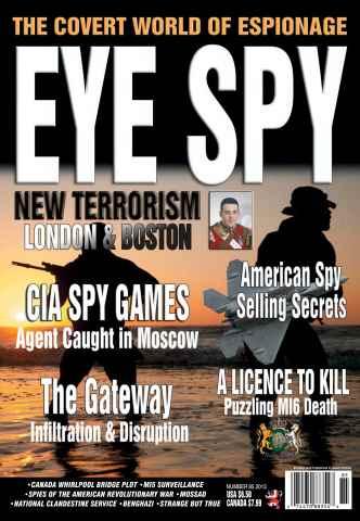 Eye Spy issue Issue 85