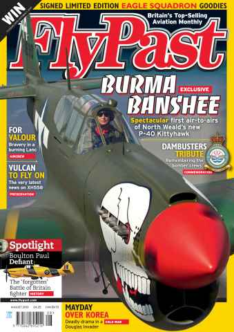 FlyPast issue August 2013