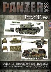 Panzer Aces Profiles nº 1 issue Panzer Aces Profiles nº 1