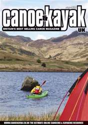 Canoe & Kayak UK issue 10 best touring trips (Iss 149)