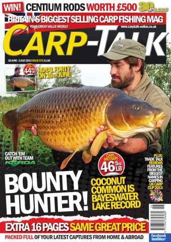Carp-Talk issue 975