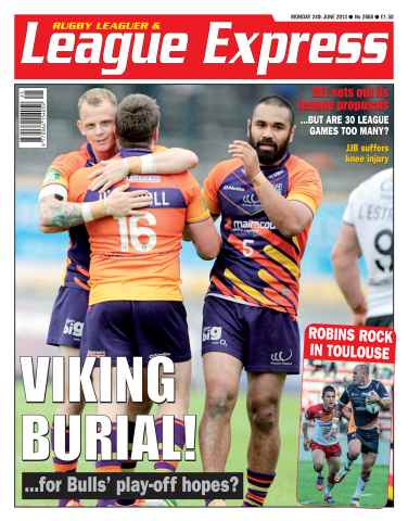 League Express issue 2868