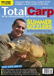 Total Carp issue June 2011