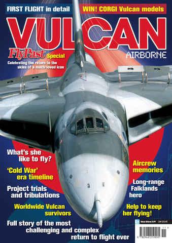 Vulcan Airborne issue Vulcan Airbourne