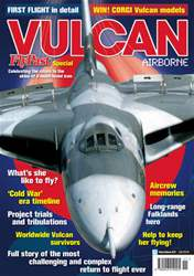Vulcan Airborne issue Vulcan Airbourne