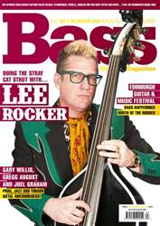 Bass Guitar issue 93 July 2013