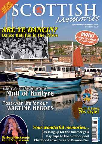 Scottish Memories issue June 2011