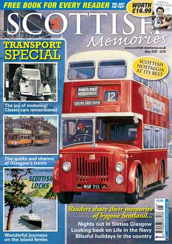 Scottish Memories issue May 2011