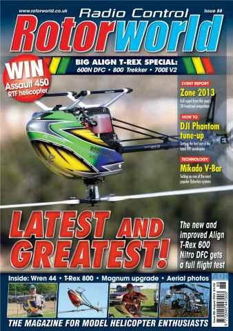 Radio Control Rotor World issue 88