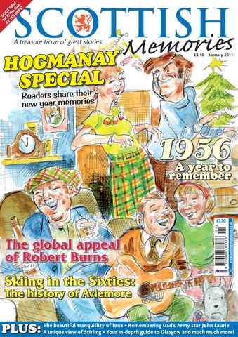 Scottish Memories issue January 2011
