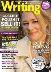 Writing Magazine issue August 2013