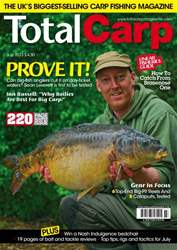 Total Carp issue July 2013