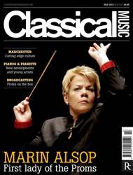 Classical Music issue July - 2013