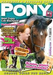 Pony Magazine issue August 2013