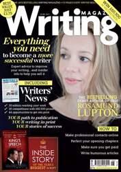 Writing Magazine issue June 2011
