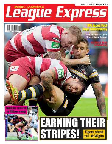 League Express issue 2869
