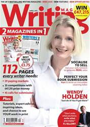 Writing Magazine issue April 2011