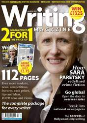 Writing Magazine issue March 2011