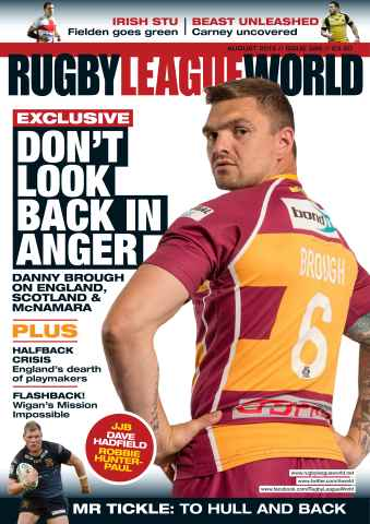 Rugby League World issue 388