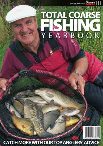 Fishing Reads issue Total Coarse Fishing Yearbook