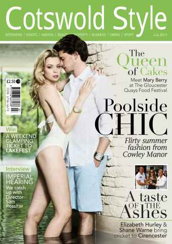 Cotswold Style issue Cotswold Style July 2013