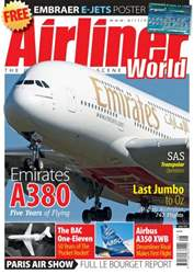Airliner World issue August 2013