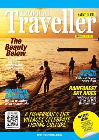 Tropical Traveller issue June 2011