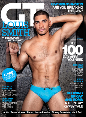 Gay Times issue August 13