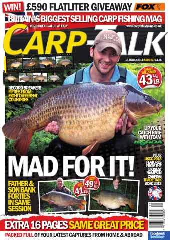 Carp-Talk issue 977